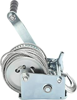 Hand Winch, Reliable Manual Lifting Sling Tool for Industrial Supplies