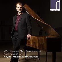 Piano Sonatas By Haydn, Mozart, & Beethoven