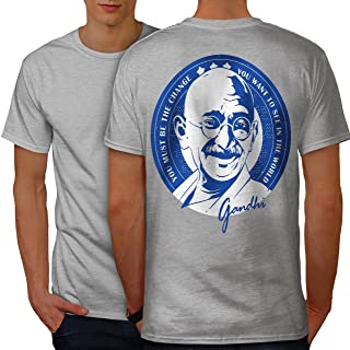 Wellcoda Forest Black Skull Mens Long Sleeve T-shirt Night Graphic Design
