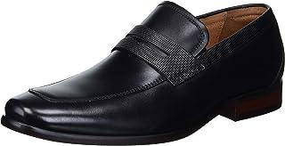 حذاء رجالي من فلورشايم بوتينزا موك تو بيني بدون كعب، أسود