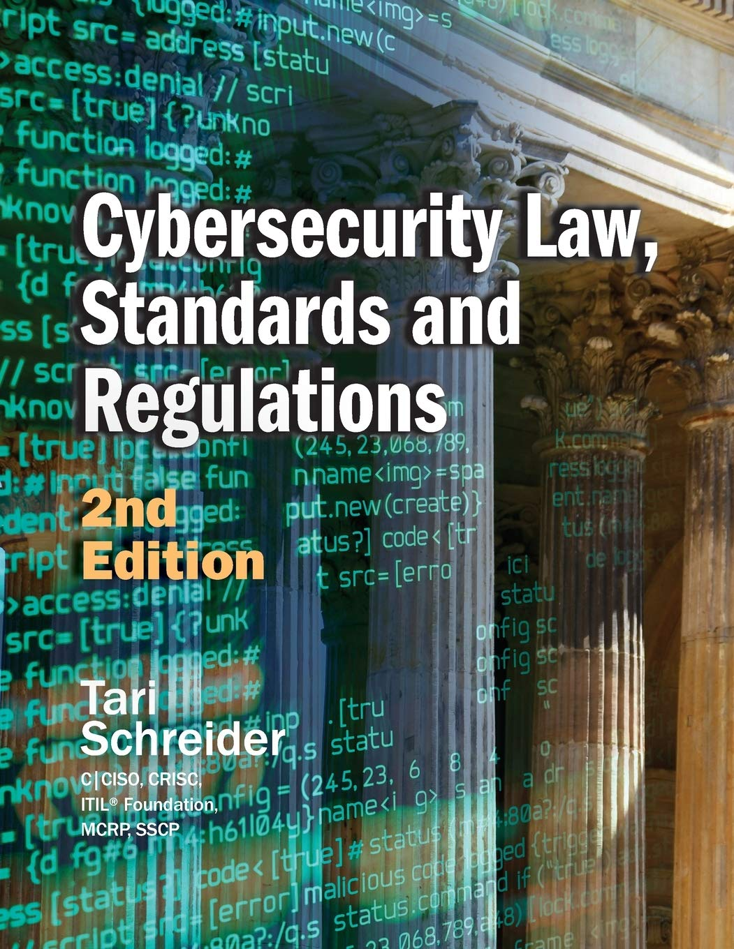 Image OfCybersecurity Law, Standards And Regulations: 2nd Edition