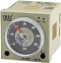 Hanyoung Nux MA4N-C - Temporizador analógico (24-240 V, CA/CC, 8 pines)