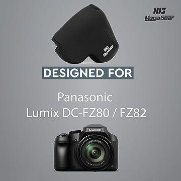 Megagear Panasonic Lumix Dc Fz80 Fz82 Kamerataschen