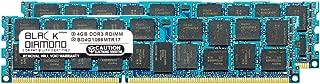 8GB 2X4GB Memory RAM for SuperMicro AS Server AS-1042G-TF DDR3 RDIMM 240pin PC3-8500 1066MHz Black Diamond Memory Module Upgrade