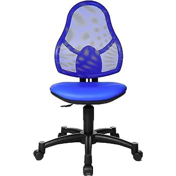 Schreibtischstühle blau