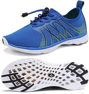 WALUCAN Boys & Girls Water Shoes Quick Drying Sports Aqua...