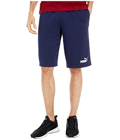 PUMA Essential Shorts 12 (Peacoat) Men