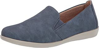 LifeStride womens Neon Loafer, Navy, 5 US