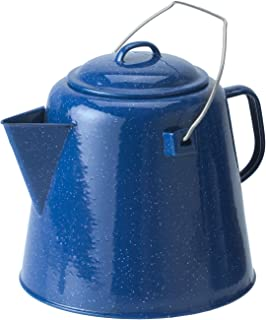 GSI Outdoors 20 Cup Coffee Boiler Design to be Sturdy for The Campsite, RV or Farmhouse Kitchen