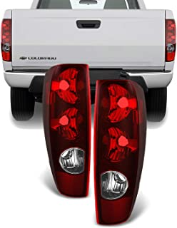 Best 2010 chevy colorado tail lights Reviews