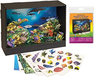Woodland Scenics WOOSP4242 Scene-A-Rama Ocean Kit