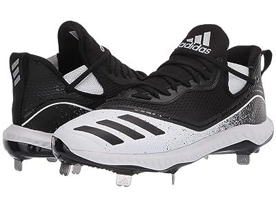adidas Icon V Bounce (Footwear White/Core Black/Core Black) Men
