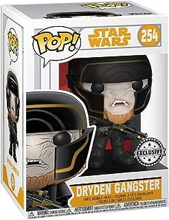 Funko POP! Star Wars: Solo W1 - Dryden Henchman (Target Exclusive)