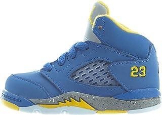 online retailer 88536 f1158 Amazon.com: jordan 4 - Blue / Sneakers / Shoes: Clothing ...