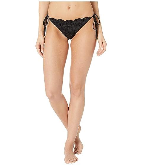 Derek Lam 10 Crosby Scallop Eyelet Bikini Bottoms
