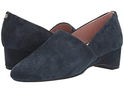 Taryn Rose Brenda (Midnight Suede) Women