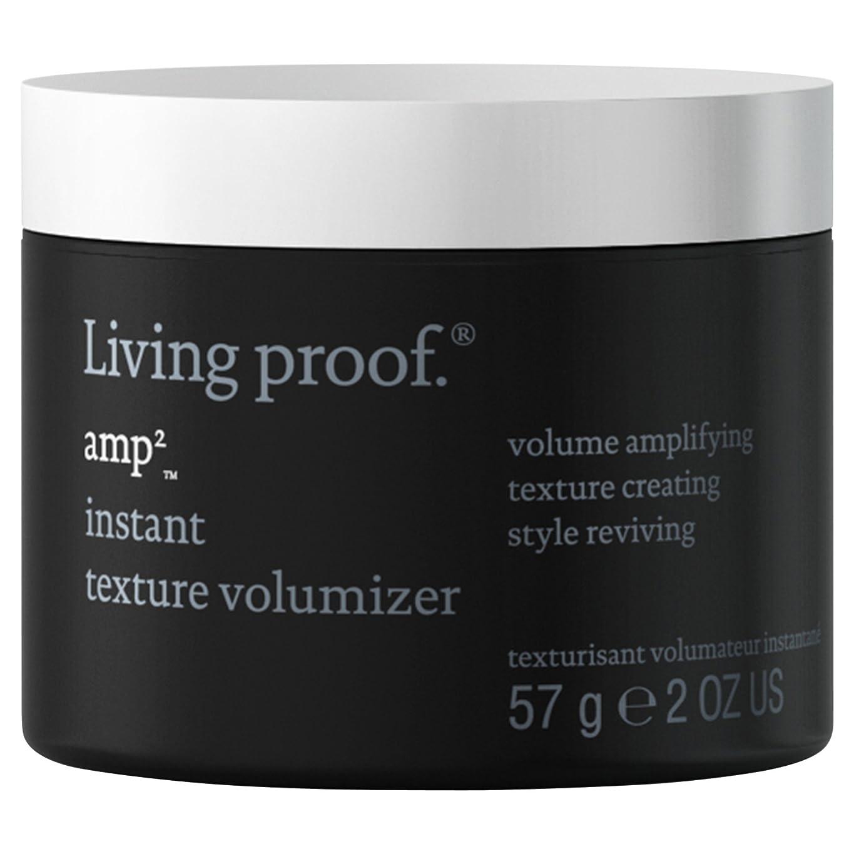鳴らす怠惰アセンブリ生きている証拠アンペアインスタントテクスチャVolumiserの57グラム (Living Proof) (x6) - Living Proof Amp Instant Texture Volumiser 57g (Pack of 6) [並行輸入品]