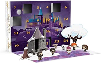 Funko- Pop Advent Calendar Potter-24 Piece Harry Potter Figurine de Collection, 34947, Multicolore