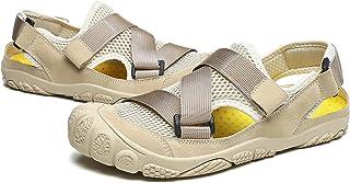 Lixada Chaussures Aux Pieds Nus pour Hommes à Séchage Rapide, Chaussures de Trekking Légères, Chaussures de Sport pour Bat...