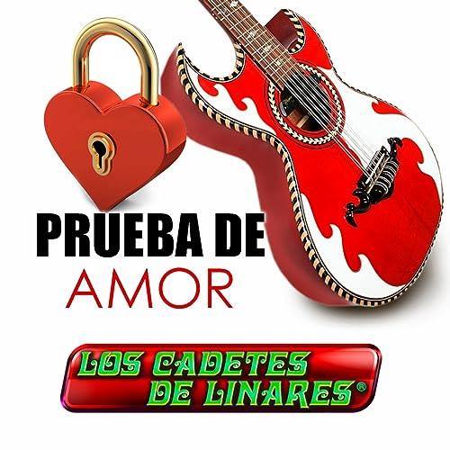 Amazon.com: Prueba De Amor: Los Cadetes De Linares: MP3 ...