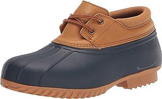 حذاء المطر Propét للسيدات Ione ، كحلي / بني ، 10 US