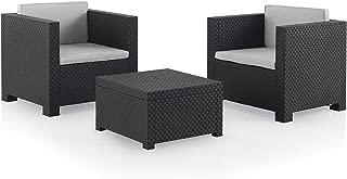 Shaf Conjunto Set Muebles de jardín y terraza Diva à Tête