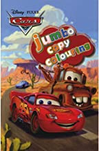 Disney Pixar Cars Jumbo Copy Colouring