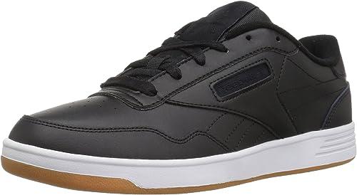 Reebok Wohommes Club Memt Track chaussures,noir blanc gum,11 M US