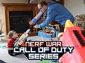 Nerf War: Call of Duty Series