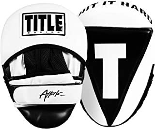 Title Boxing Attack Big-T Punch Mitts