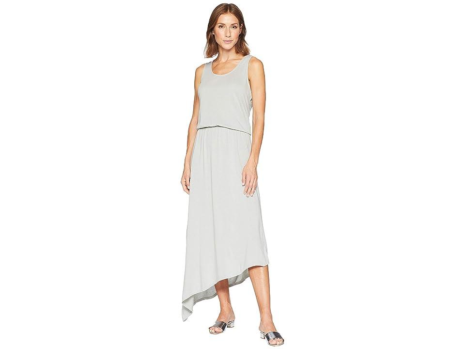 Fresh Produce Aria Long Dress (Slate Grey) Women