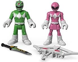 red ranger pink ranger