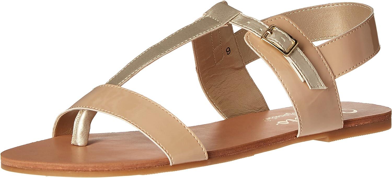 Callisto Womens Irize Flat Sandal