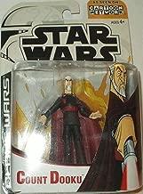 Star Wars: Clone Wars Count Dooku w/Light Saber (as seen on Cartoon Network)