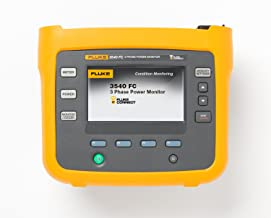 FLUKE-3540 FC KIT Three-Phase Power Monitor & Condition Monitoring Kit