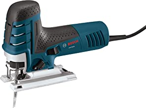 Bosch 7.0 Amp Corded Variable Speed Barrel-Grip Jig Saw JS470EB with Carrying Case