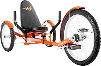 Mobo Triton Pro Recumbent Road Bike