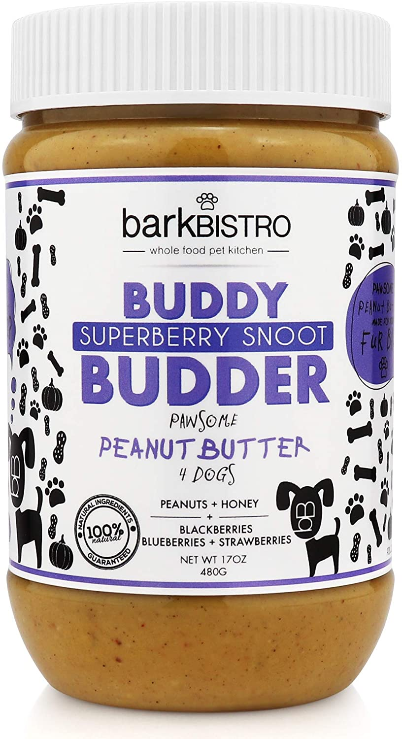 Bark Bistro Company Superberry Snoot B 100% Natural Be super welcome Peanut Dog Max 54% OFF