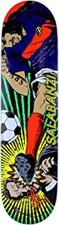 Primitive Skateboard Deck SALABANZI RED Card 8.38