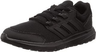 adidas Galaxy 4 Men's Road Running Shoes, Black