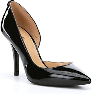 Kors by Michael Kors Womens Nathalie Flex High Pump Leather Pointed Toe D-Ors.