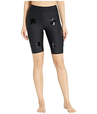 Ultracor Aero Lux Knockout Shorts (Nero Patent/Nero) Women