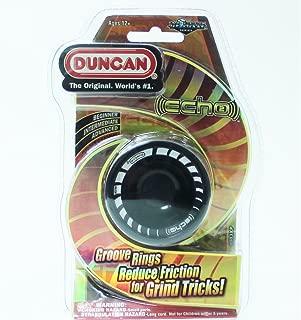 Duncan Echo 2 Yo-Yo - Aluminum - NEW! Black