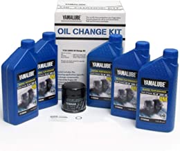 Yamalube-F150 Outboard Oil Change Kit (20W40 Fc Qty5)