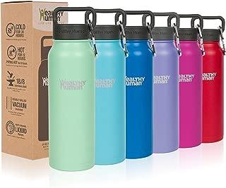Best healthy human water bottle Reviews
