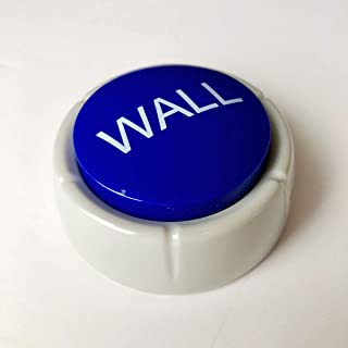 The Wall Button - Donald Trump Gag Gift