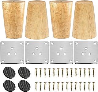 Amazon.es: patas madera