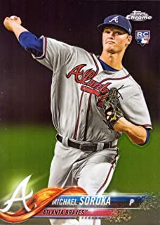 mike soroka rookie card
