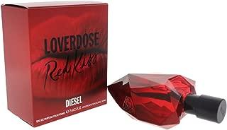 Diesel Loverdose for Women, Red Kiss, 2.5 Ounce