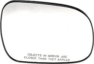 Dorman 56491 Toyota Sienna Passenger Side Plastic Backed Door Mirror Glass
